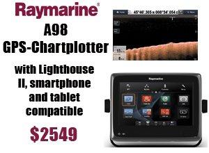 Raymarine A Series