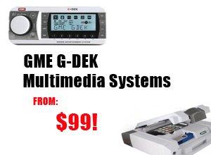 GME G-DEK Multimedia