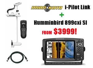 iPilot Link - Humminbird 899cxi deal