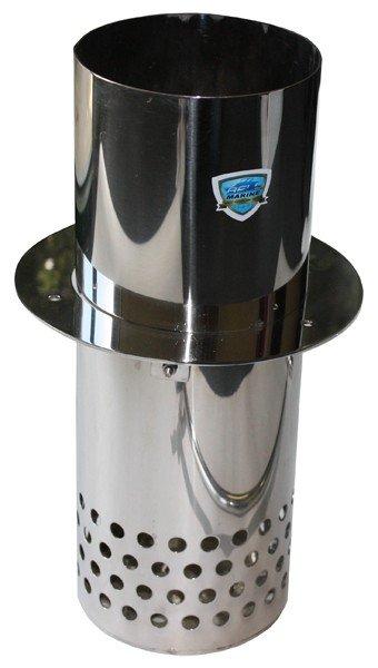 Bell Marine Stainless Steel Berley Buckets