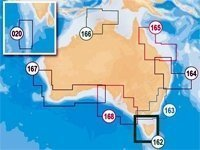 Navionics Gold Small Map Zones - Click here for full details