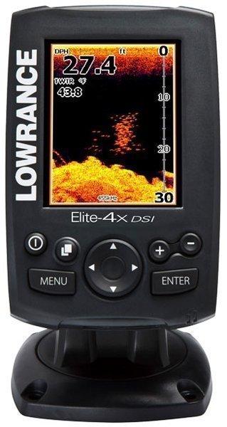 Lowrance Elite 4x Dsi Fishfinder