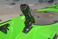 Mount direct to your aluminium or glass boat