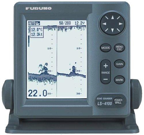 Furuno ls 4100 fishfinder for Furuno fish finder