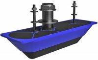 ESA793 Transducer inc. fairing block