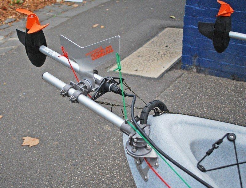 Torqeedo Ultralight 403 Electric Kayak Trolling Motor