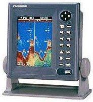 Furuno fcv 600l echo sounder fishfinder for Furuno fish finder