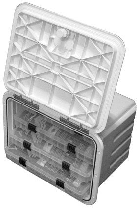 Plano Hatch With Tackle Box