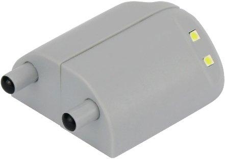 41mmw x 50mmh x 21mmd cabinet light switch