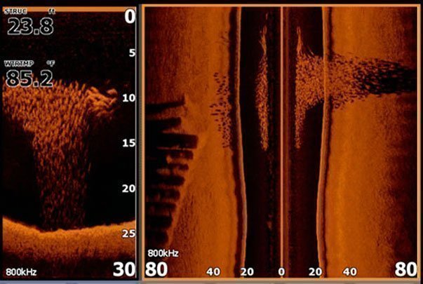 Why structurescan side imaging makes a difference in all - Difference between port side and starboard ...