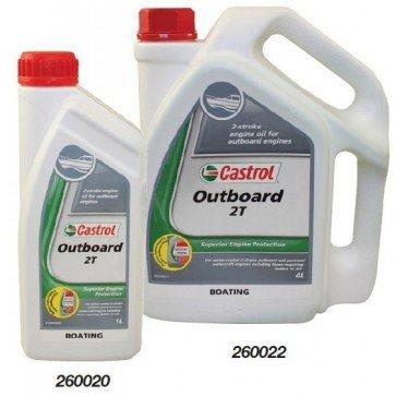 Castrol Super Outboard XP Two Stroke Oil