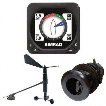 Simrad IS40 Depth Wind Package