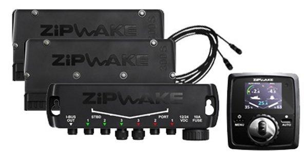 Zipwake Trim Control System Kits