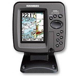 Humminbird 385CXi Fishfinder/Plotter Combo