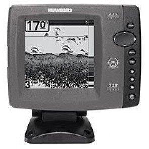 Humminbird 728x Fishfinder