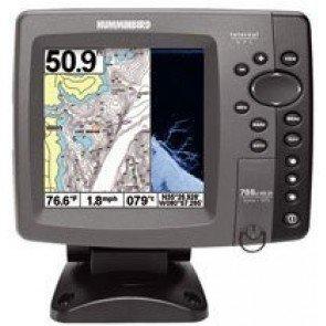 Humminbird 788CXI HD DI Fishfinder Plotter Combo