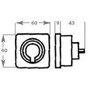 12-24v Sutar Power Socket