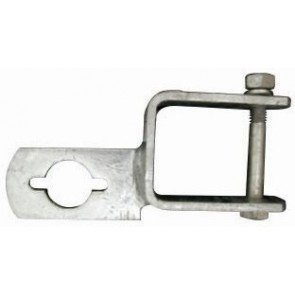 Outboard Motor Bracket - PARTS - Trailer Fitting Clamp On - 50mmL x 50mmW - 50mmL x 50mmW