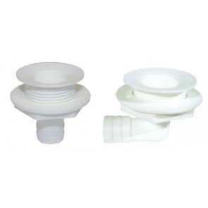 """ZZG965/966 Drain with 3/4"""" hose"""