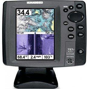 Humminbird 788CXI HD Fishfinder Plotter Combo