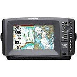 Humminbird 858cx Fishfinder/Plotter Combo