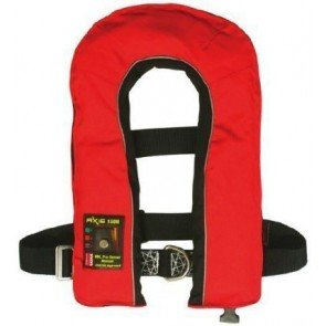 Axis Offshore Pro 150 Manual PFD with Harness