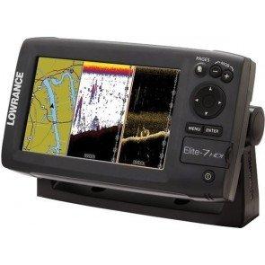 Lowrance Elite 7 HDI Fishfinder/Plotter