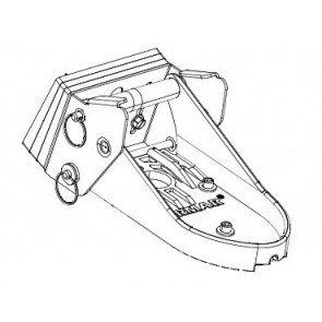 Furuno Pro T/M T/D Mounting Bracket