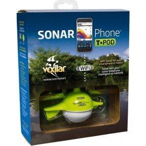 Vexilar SP100 Sonar Phone T Pod