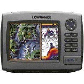 Lowrance HDS7 Fishfinder/Plotter