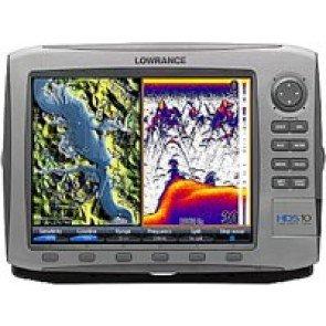 Lowrance HDS10 Fishfinder/Plotter