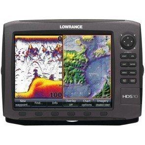 Lowrance HDS 10 Gen2 Fishfinder Plotter