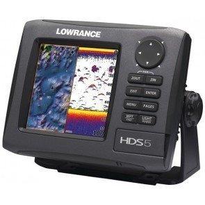 Lowrance HDS5 Gen2 Fishfinder Plotter