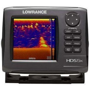 Lowrance HDS 5x Gen2 Fishfinder