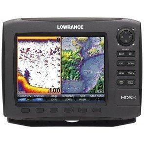Lowrance HDS 8 Gen2 Fishfinder Plotter