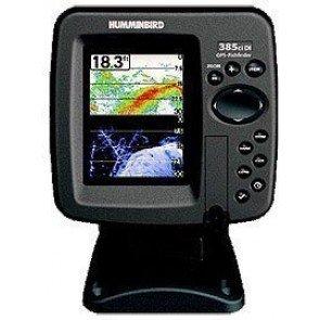 Humminbird 385cxi DI Fishfinder GPS Chartplotter Combo