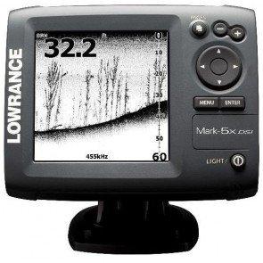 Lowrance Mark 5x DSI FishFinder