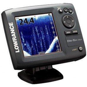 Lowrance Elite 5x DSI FishFinder