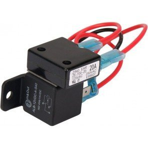 20amp Relay Booster Kit for Membrane Touch Control Panels