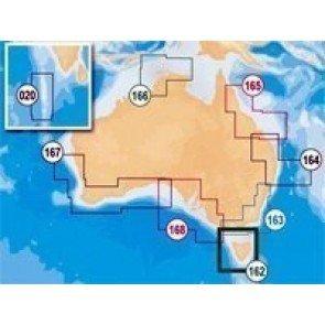 Navionics+ CFUpgrade Card - Preloaded Australia