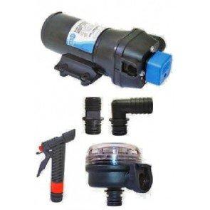 Jabsco Par-Max 19L 50psi Washdown Pump System