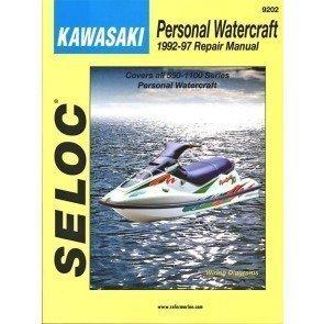 Sierra Seloc Manual - Kawasaki, Personal Watercraft - No. 18-09202