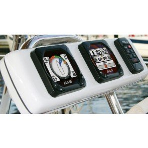 Basic Control System: 1 or 2 Triton Displays & 1 Pilot Controller. Note: POD not included