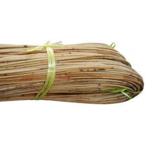 White Pahang Cane -25kg Bundles - 3-4mm