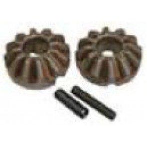 Fulton Heavy Duty Jockey Wheel - 725Kgs Lift Capacity - Replacement Gear Set & Roll Pins