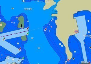 What is the difference between Navionics and CMAP MAX N Maps