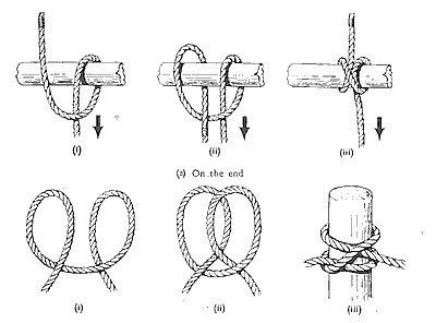 What Is A Clove Hitch